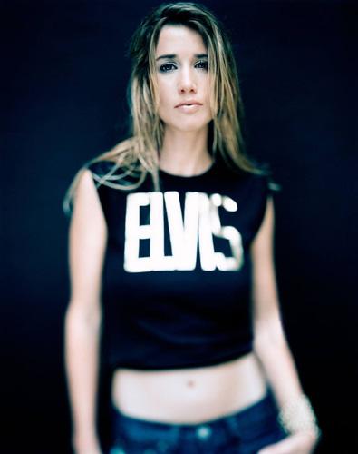 Heather Nova photograph by Bryan Adams