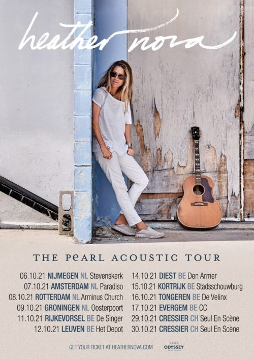 Heather Nova Tour Herbst 2020